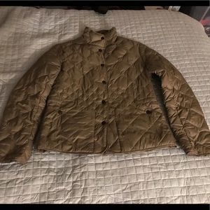 Eddie Bauer goose down jacket coats size small